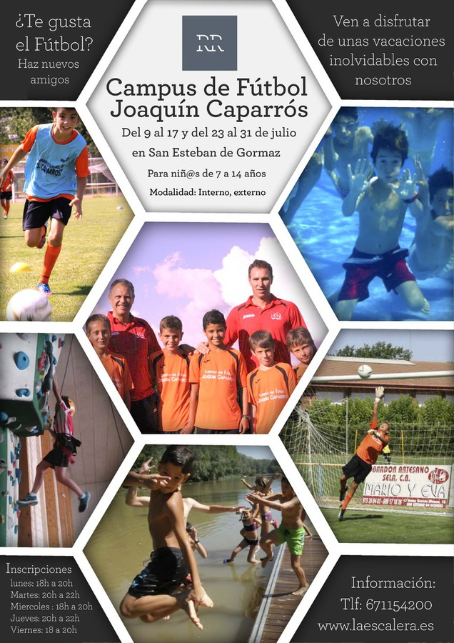 Campu Joaquin Caparros